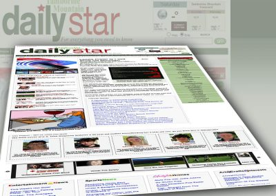 Local Newspaper Publication System
