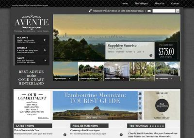 Avente Real Estate Listings