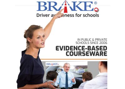 BRAKE Driver Awareness Education